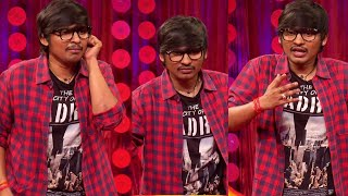 Jabardasth Rocking Rakesh Hilarious Performance on Mobile Phone - Kiraak Comedy Show - Mallemalatv