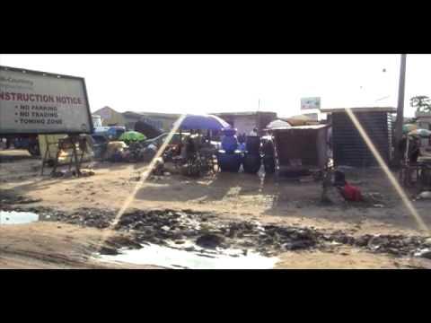 The Lagos Ibadan Expressway