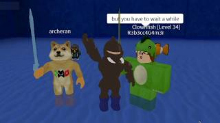 Roblox Infinity RPG | An RPG Adventure!