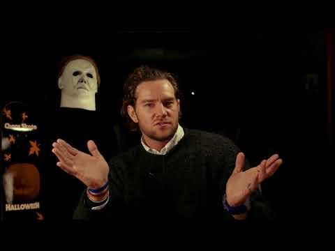 Halloween Boogyman Douglas Sidney