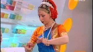 Indian classical dance by www.elenatarasova.com
