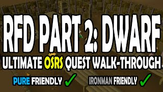[OSRS] Recipe for Disaster Quest Guide: Part 2 - Freeing the Dwarf