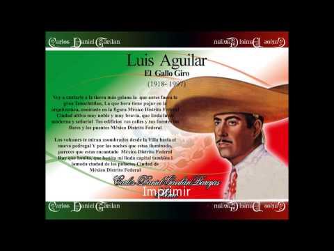 Luis Aguilar México Distrito Federal