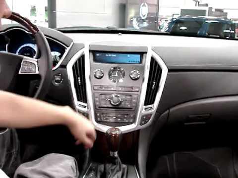 2010 Cadillac SRX Interior Details   YouTube Nice Ideas