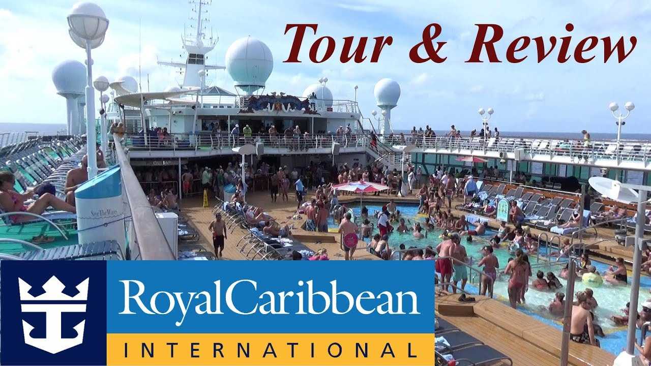Majesty Of The Seas (Royal Caribbean) Tour & Review with The Legend