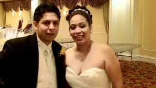 Claudia and Raul, Royal Regency hotel yonkers, weddings at rotal regency, yonkers dj, westchester dj
