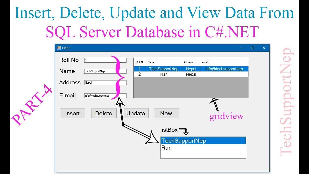 Sql server insert or update