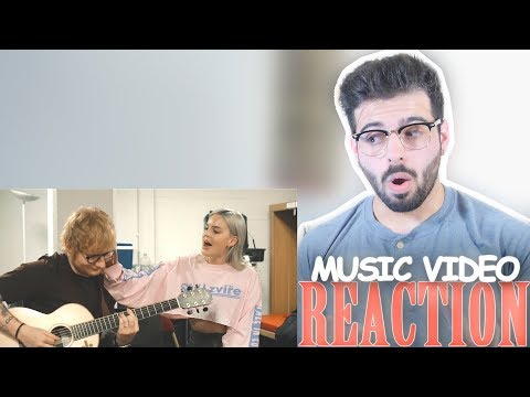 Anne-Marie & Ed Sheeran – 2002 [Official Acoustic Video] | Music Video Reaction