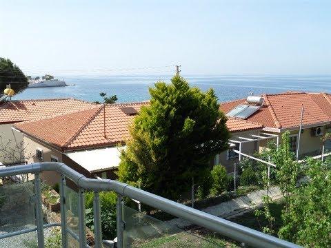 Deniz Manzaralı Denize 10m Satılık 3+1 Daire 355.000 TL