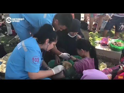 Число погибших от взрывов в Арыси увеличилось до трех