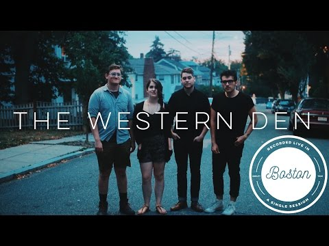 """""""Cornerstone"""" by The Western Den // Single Session"""