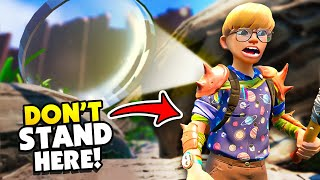 I Found a GIANT MAGNIFYING GLASS! - Grounded