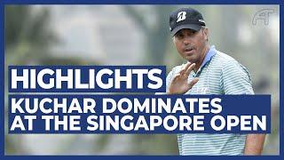 Matt Kuchar Dominates The SMBC Singapore Open | Round 3 Highlights 2020