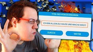 WENN DER CLICKBAIT GENAU RICHTIG IST... | Youtubers Life #10