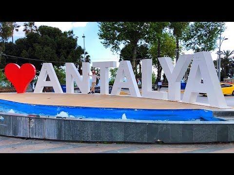 Antalya Walking Tour, from Konyaaltı to Kaleiçi (Old Town)