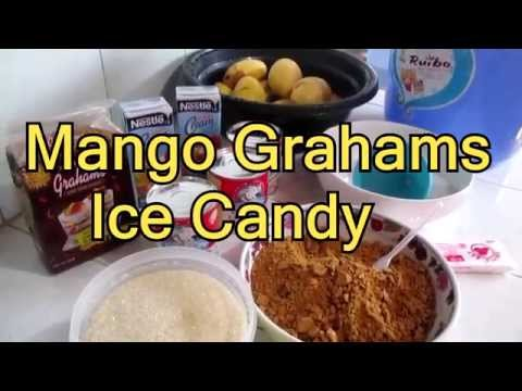 MANGO GRAHAMS Ice Candy