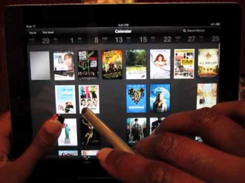 Netflix, The CW Full Episodes, HBOGo, And ITunes Movie Trailers - LLAT IPad Edition #7