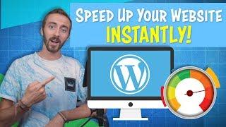 Baixar How to INSTANTLY Speed Up Your WordPress Website | 2019