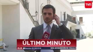 TVN - ÚLTIMO MINUTO - Cambios en subsecretarías y direcciones