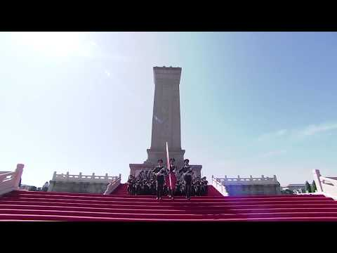 Chinas V Day Military Parade 2015 in Beijing