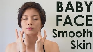 FACE DIET: 2. BABY FACE HOW TO GET SMOOTH SKIN สร้างผิวเรียบเนียน #iHealthiness