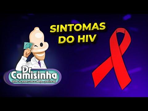 QUAIS OS SINTOMAS DO HIV?