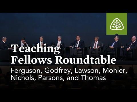 Teaching Fellows Roundtable