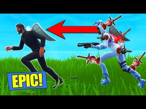 The KAMIKAZE CLINGER Grenade Strategy In Fortnite Battle Royale!