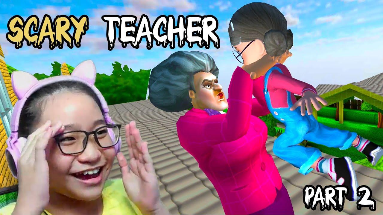 Download Scary Teacher 3D New Levels - Gameplay Walkthrough Part 2 - Let's Play Scary Teacher 3D!!!