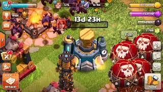 WHAT'S MY FINAL LAB UPGRADE?!  TH12 Farm to Max | Clash of Clans