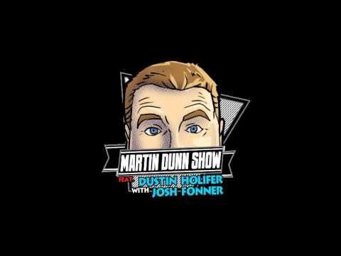 The Martin Dunn Show - 05/09/2016