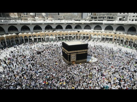 Saudi Arabia: Security forces foil attack on Mecca's Grand Mosque