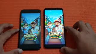 Xiaomi redmi 5 plus vs IPhone 7 plus - Speed Test Comparison!
