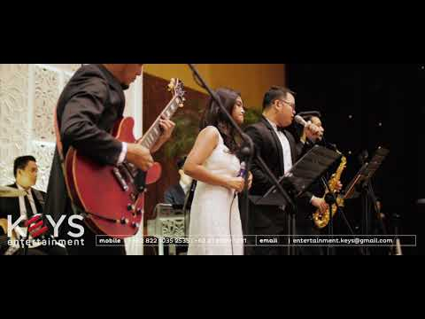 Marry Your Daughter - Brian Mcknight (cover By KEYS Wedding Entertainment Jakarta)