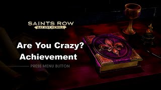 Gat Out Of Hell: Are You Crazy? - Achievement Guide