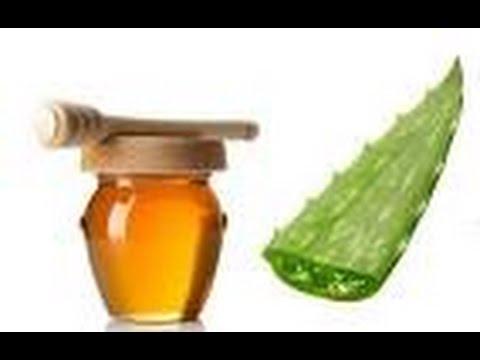 Que ase la miel en el cabello