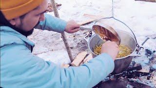 Вот как собирают и готовят черемшу в Чечне