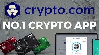 CRYPTO.COM REVIEW (2019) - THE NUMBER 1 CRYPTO APP - 5 REASONS WHY