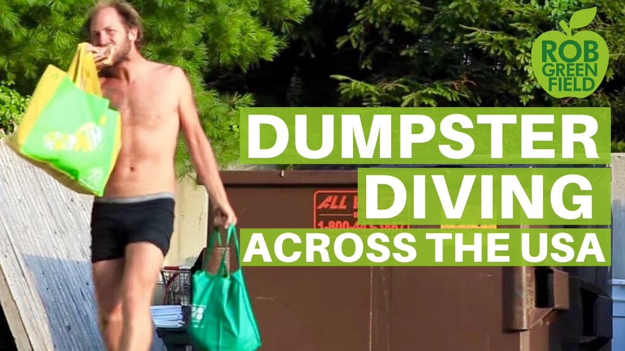 dumpster diving across america dumpster diving across america