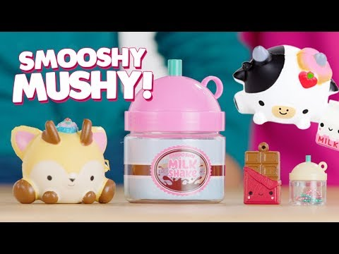 ADORABLE SMOOSHY MUSHY COLLECTIBLES! | A Toy Insider Play by Play