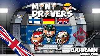 [ENGLISH] MiniDrivers - 8x02 - 2016 Bahrain GP