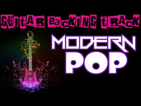 modern-pop-guitar-backing-track-(dm)-|-110-bpm---megabackingtracks