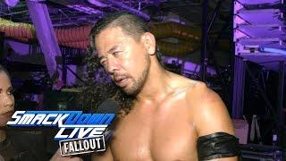 Payback is still on Shinsuke Nakamura