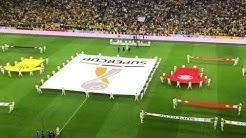 Supercup 2019 Eröffnungsfeier
