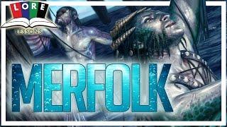 Merfolk in Magic: The Gathering - Lore Lesson