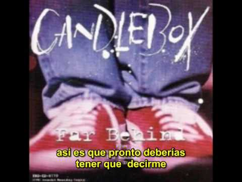 Candlebox - Far Behind lyrics subtitulado español