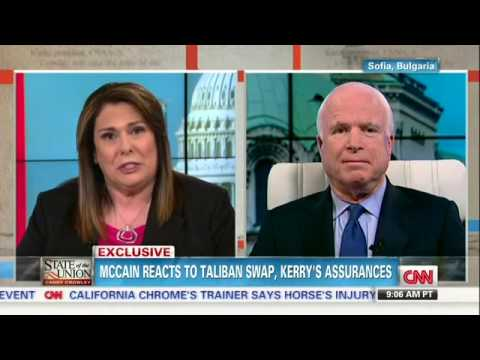 Candy Crowley: Is Bergdahl 'Less Worthy' Of Saving Than A Young John McCain?