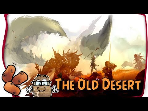 Guild Wars - A Look Back to The Crystal Desert   250 Years Ago