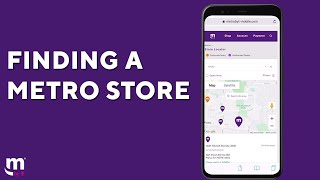 How to Find an Open Metro Store
