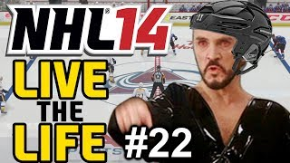 nhl 14 live the life ep 22 ahl games